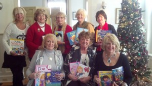 Novelettes Book Club Collects Children's Books For Worcester G.O.L.D.