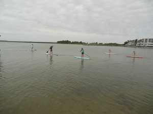 SUP Pilot Program Proposed In Resort; Beach Patrol Weary Of Allowing SUPs In Ocean