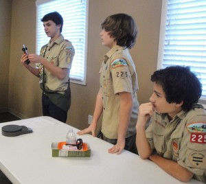 Cub Pack #480 In Ocean Pines Holds Annual Pine Wood Derby