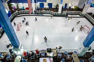 First-Ever Hockey Tournament a Big Success