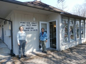 Craft And Gift Shop Sponsored By Pine'eer Craft Club Now Open For Season