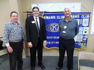Worcester County Youth And Family Organization Executive Director Guest Speaker At Kiwanis Club Meeting