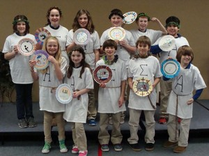 "Fourth Through Sixth Grade Students At Seaside Christian Academy Hold ""Greek Olympics"""