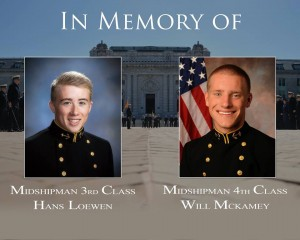 It was a tough month for the U.S. Naval Academy as two midshipmen have passed away over the last month, including Hans Loewen, 20, who died after being gravely injured on Assateague Island.