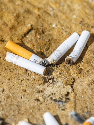 Implementation, Enforcement Questions Slow Ocean City's Restricted Beach Smoking Plans; City Council Looking Toward Summer 2015