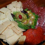 One of the popular antipasti trays served at all the Touch of Italy establishment is pictured.