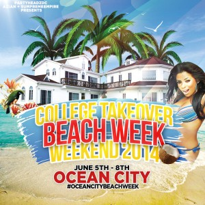 Cautious Optimism In Ocean City On Eve of 'Takeover' Event