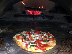 Brick Oven Pizza, Fresh Dishes Featured At Mancini's