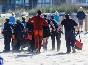 Teen's Death In Ocean City Attributed To Rip Current