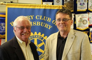 Rotary Club Of Salisbury Inducts New President