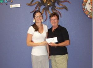 Worcester Youth And Family Services, Inc. Accepts Donation From The Church Mouse Thrift Shop/St. Paul's Episcopal Church