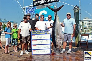 27th Ocean City Tuna Tournament In The Books