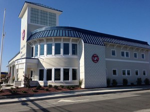 The new Ocean City Fire Station 4 is pictured yesterday. Photo by Joanne Shriner