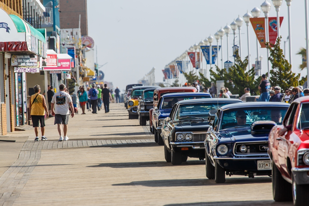 Ocean City Car Show Fall