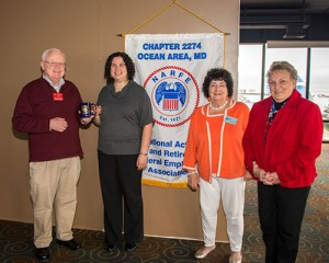 NARFE Chapter 2274 Holds October Meeting