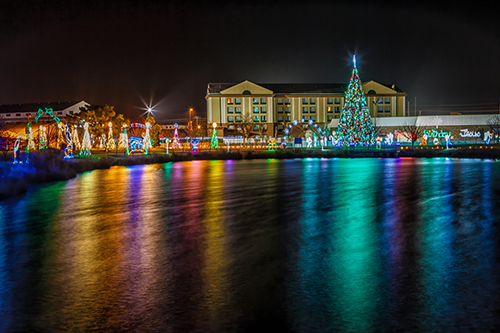 11/20/2014 | 22nd Annual Winterfest Of Lights Underway In Ocean City ...