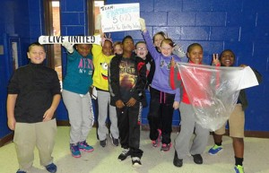 Princess Anne Elementary School Contributes Over $4,800 To United Way