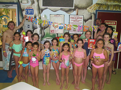 Girls Host Birthday Party And Request Donations For Worcester County ...
