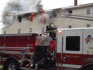 Historic Building Damaged In Downtown Ocean City Fire