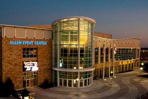 An arena similar to this one in Allen,  Texas is under consideration for Worcester County.