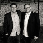 CEO Sam Card and Operators Manager Mark Shaw