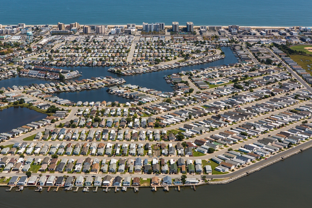 The Montego Bay community is pictured in Ocean City. Photo by Chris Parypa