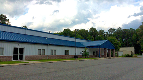 Hardwire recently leased a 42,000-square-foot building in Pocomoke that will help it further increase operations. Photo by Charlene Sharpe
