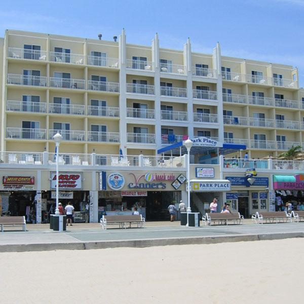 Boardwalk Hotel S Expansion Design Clears Oc Planning Commission Park Place Ocean City