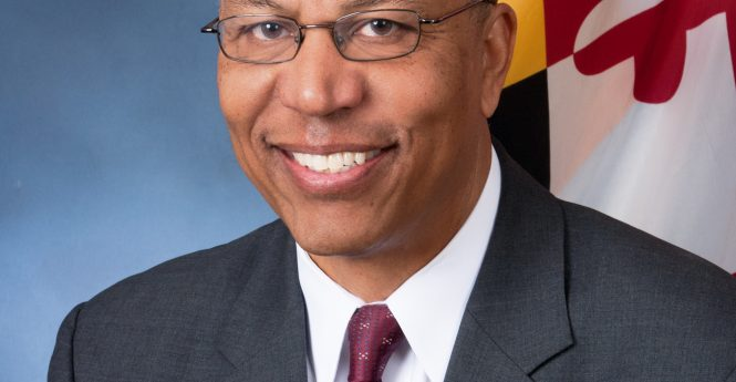 1 Lt. Gov Boyd Rutherford Official Portrait