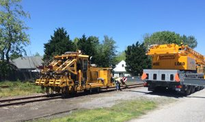 Local Excursion Train Plans Continue To Move Forward