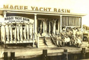Back In 1939 President Roosevelt Caught Two White Marlin