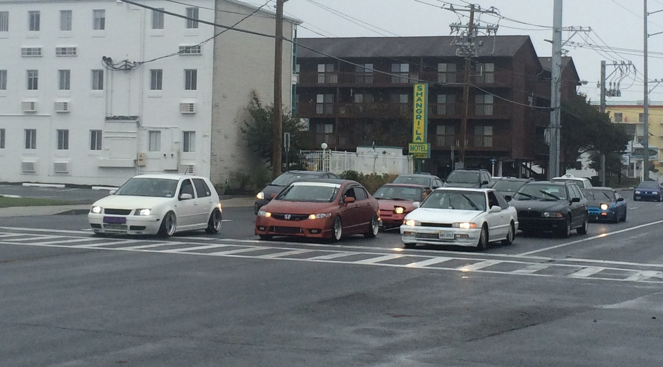 OCPD Issues Reminders Warnings To Car Show Attendees - Ocean city car show