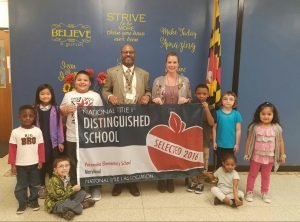 National Recognition For Pocomoke Elementary School