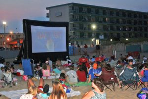 Resort Releases Annual Beach Movie Schedule; Two Sites This Summer