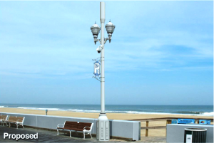 Council OKs More Boardwalk Cell Towers After 'Stealth Alternatives' Proposed