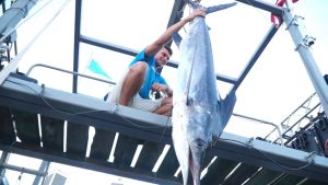 Big White Marlin Worth $2.6M After Open's Third Day