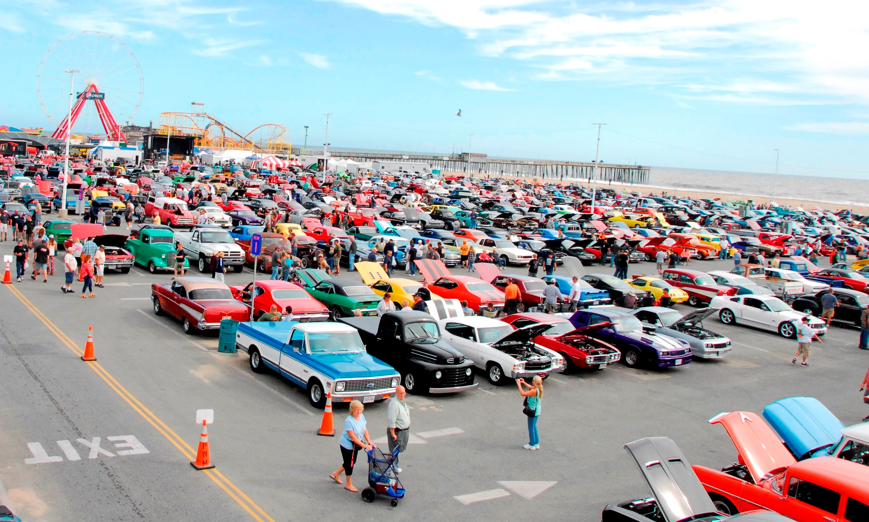 Ocean City Maryland Car Show This Weekend