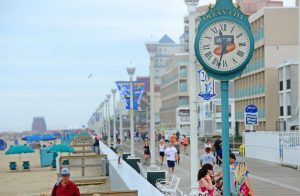 Esskay Ends Long-Time Sponsorship Of Boardwalk Clocks