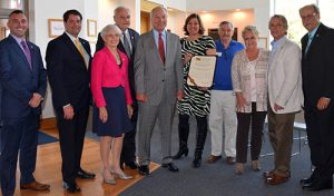 Maryland Comptroller Peter Franchot Recognizes SU's Ward Museum For It's Ongoing Commitment
