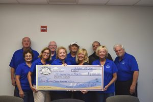 OC Recreation Boosters Donate $7,750 Towards OC Recreation And Parks Youth Programs