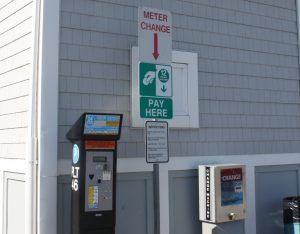 Ocean City Looking At New License Plate-Based Parking System