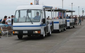 Full Council Hears Boardwalk Tram Jeep Proposal