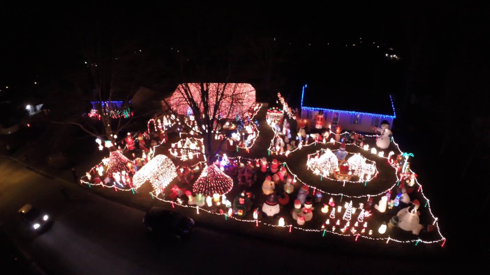 pittsvilles beloved christmas display ending 20 year run