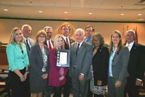 Worcester County Finance Team Awarded Certificate Of Achievement For Excellence In Financial Reporting