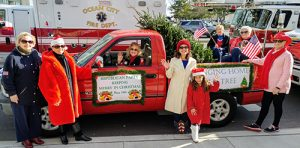 Republican Women Of Worcester County Enjoy OC Christmas Parade