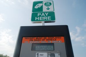 Resort Changing To A 'Pay-By-Plate' Parking Operation; Inlet Lot's Gate System No More