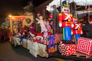 Berlin Christmas Parade Set For Thursday; Route Changed Up This Year