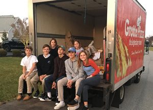 Glade Children's Food Drive Collects 2,000 Pounds Of Non-Perishable Food For The Food Bank Of Delaware