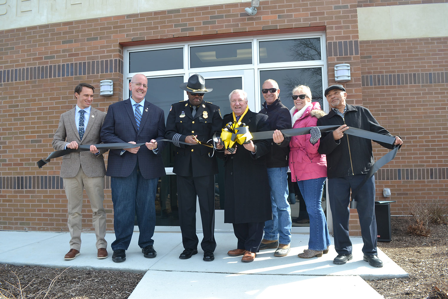 Berlin Police Station Celebrated At Ribbon Cutting; Public Open House Set For Saturday