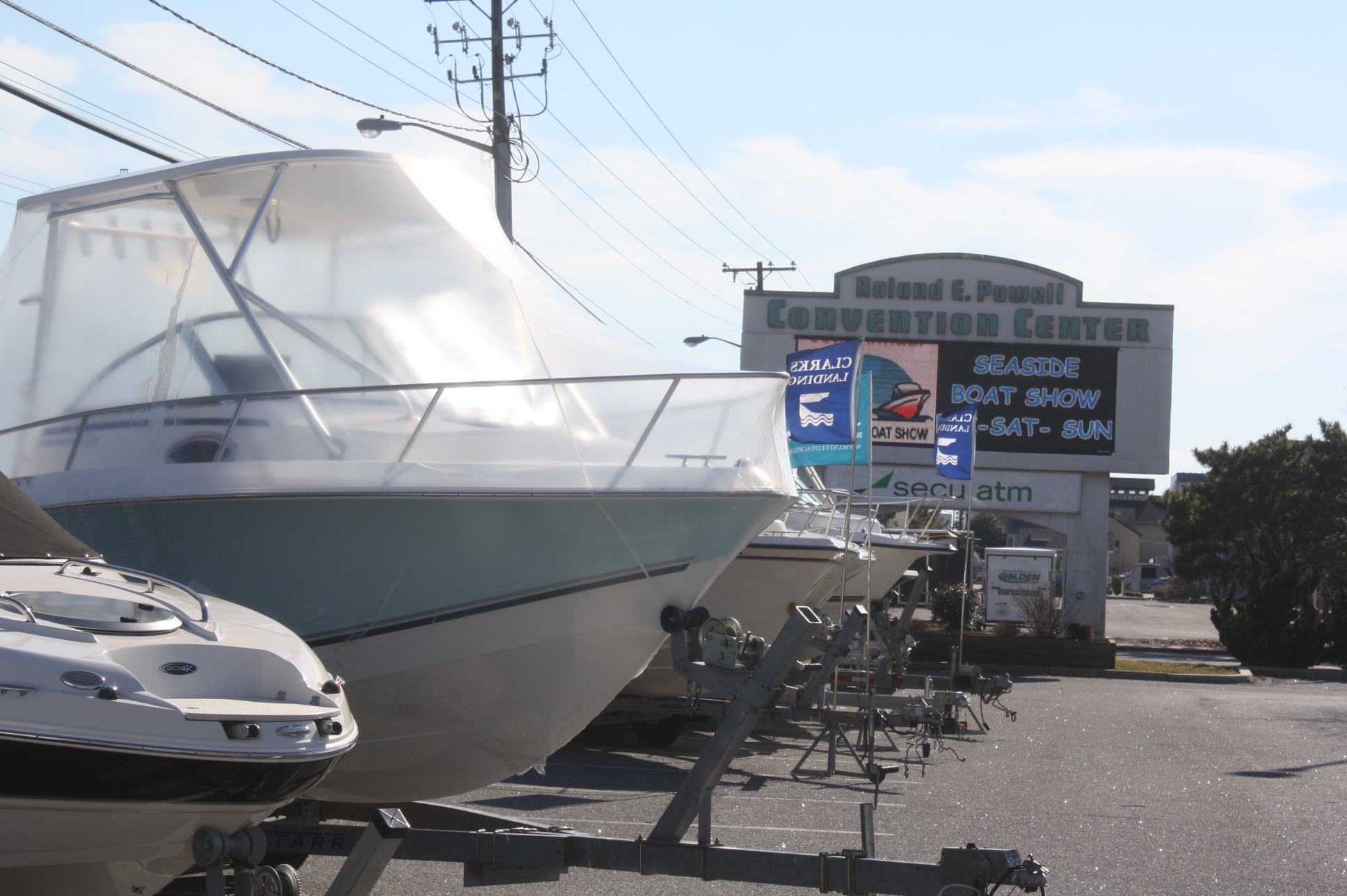 35th Annual Seaside Boat Show Set For This Weekend; Event Proceeds Benefit Kids Programs